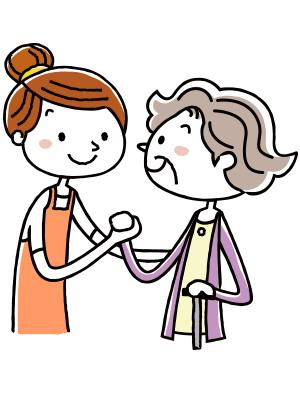家政婦が訪問し、サービス開始となります。※サービス開始後も家政婦の交代は可能です。